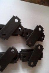 KD 120 terménydaráló kalapács csomag recés végű