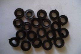 Műanyag távtartógyűrű KD 120 darálóhoz